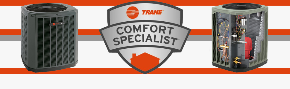 Trane Comfort Specialists Header Logo - Medford, WI